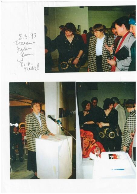 Ausstellung Anna,Berta,Ceferine- das Frauenbild in unserer Gesellschaft